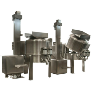 Inline Washing and Refining Centrifuges